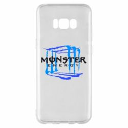 Чехол для Samsung S8+ Monster Cube - FatLine