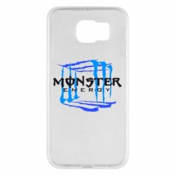 Чехол для Samsung S6 Monster Cube - FatLine