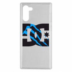 Чохол для Samsung Note 10 Monster DC