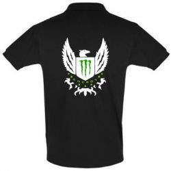 Футболка Поло Monster Energy Army