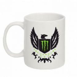 Кружка 320ml Monster Energy Army