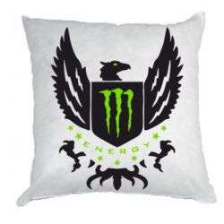Подушка Monster Energy Army