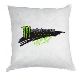 Подушка Monster Energy Art