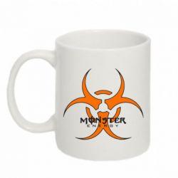 Кружка 320ml Monster Energy Biohazard - FatLine