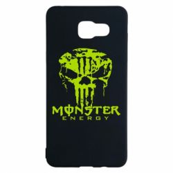Чохол для Samsung A5 2016 Monster Energy Череп