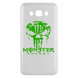 Чохол для Samsung J5 2016 Monster Energy Череп