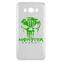 Чохол для Samsung J7 2016 Monster Energy Череп