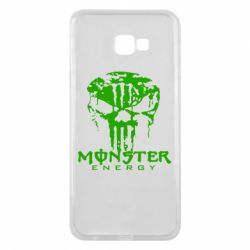 Чохол для Samsung J4 Plus 2018 Monster Energy Череп