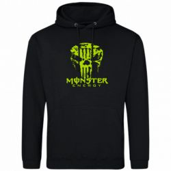 Толстовка Monster Energy Череп