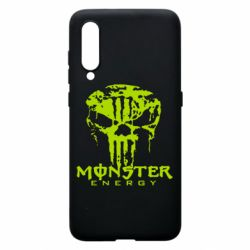 Чохол для Xiaomi Mi9 Monster Energy Череп