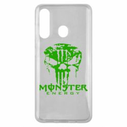 Чохол для Samsung M40 Monster Energy Череп