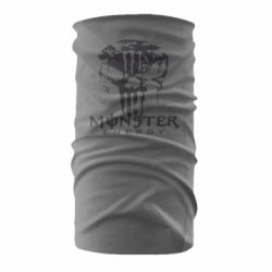 Бандана-труба Monster Energy Череп