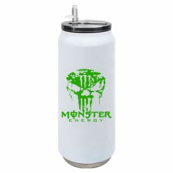 Термобанка 500ml Monster Energy Череп