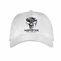 Детская кепка Monster Energy Череп - FatLine