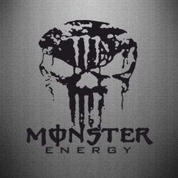 Наклейка Monster Energy Череп