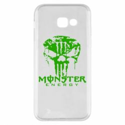 Чохол для Samsung A5 2017 Monster Energy Череп