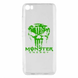 Чохол для Xiaomi Mi5/Mi5 Pro Monster Energy Череп