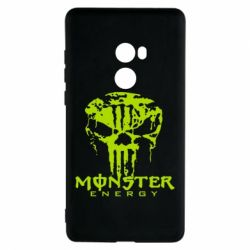 Чехол для Xiaomi Mi Mix 2 Monster Energy Череп - FatLine