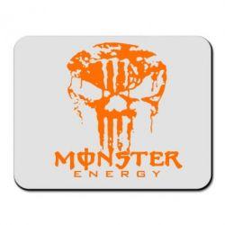 Коврик для мыши Monster Energy Череп - FatLine