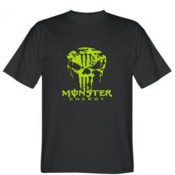 Мужская футболка Monster Energy Череп