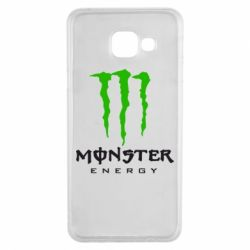 Чохол для Samsung A3 2016 Monster Energy Classic