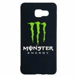 Чохол для Samsung A5 2016 Monster Energy Classic