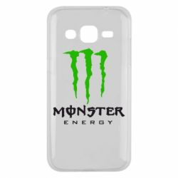 Чохол для Samsung J2 2015 Monster Energy Classic