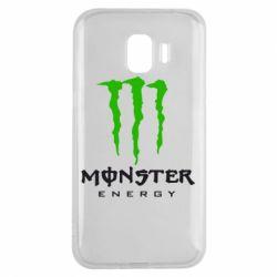 Чохол для Samsung J2 2018 Monster Energy Classic