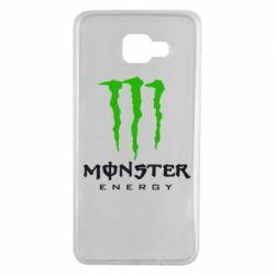 Чохол для Samsung A7 2016 Monster Energy Classic