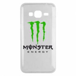 Чохол для Samsung J3 2016 Monster Energy Classic