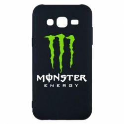 Чохол для Samsung J5 2015 Monster Energy Classic