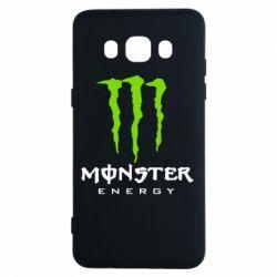 Чохол для Samsung J5 2016 Monster Energy Classic