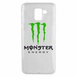 Чохол для Samsung J6 Monster Energy Classic