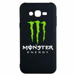 Чохол для Samsung J7 2015 Monster Energy Classic