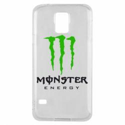 Чехол для Samsung S5 Monster Energy Classic