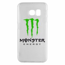 Чехол для Samsung S6 EDGE Monster Energy Classic