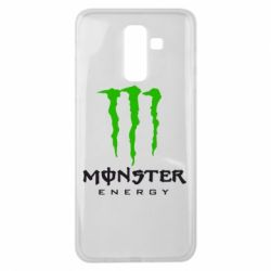 Чохол для Samsung J8 2018 Monster Energy Classic