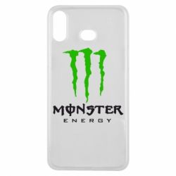 Чохол для Samsung A6s Monster Energy Classic