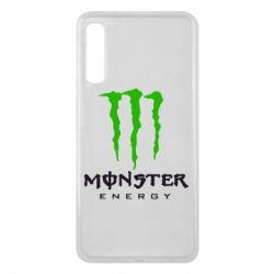 Чохол для Samsung A7 2018 Monster Energy Classic