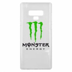 Чехол для Samsung Note 9 Monster Energy Classic