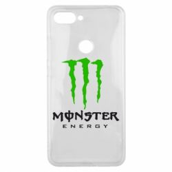 Чехол для Xiaomi Mi8 Lite Monster Energy Classic