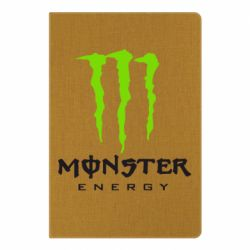Блокнот А5 Monster Energy Classic