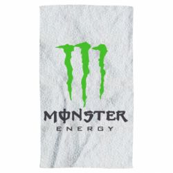 Полотенце Monster Energy Classic
