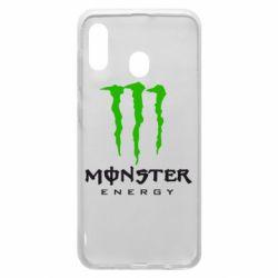 Чехол для Samsung A30 Monster Energy Classic
