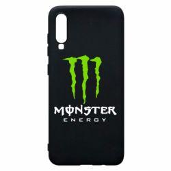 Чехол для Samsung A70 Monster Energy Classic