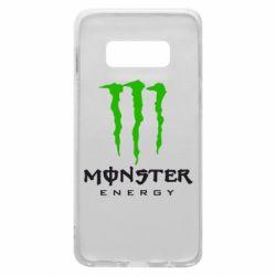 Чехол для Samsung S10e Monster Energy Classic