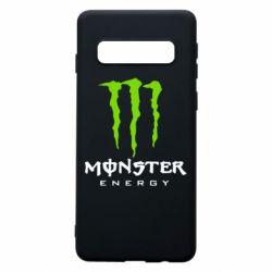 Чехол для Samsung S10 Monster Energy Classic