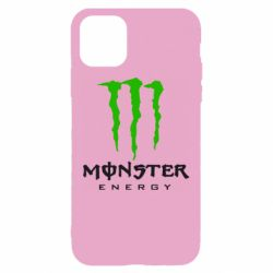 Чехол для iPhone 11 Monster Energy Classic