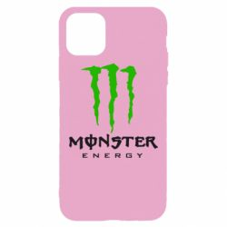 Чехол для iPhone 11 Pro Max Monster Energy Classic