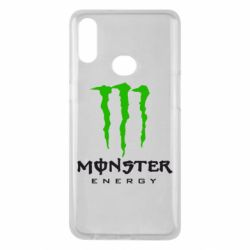 Чохол для Samsung A10s Monster Energy Classic